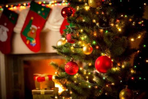 Ahorrar en adornos de navidad